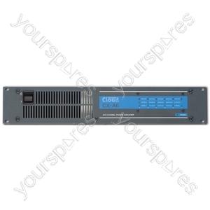 Cloud CX-A6 6 x 120 W Power Amplifier