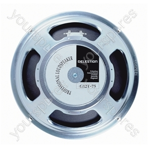 Celestion G12T-75 Chassis Speaker 75W - Impedance (Ohms)  8