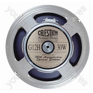 Celestion G12H 30 Chassis Speaker 30W - Impedance (Ohms)  8