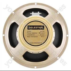 "Celestion G12M-65 Creamback 12"" 65 W 8 Ohm Guitar Speaker"
