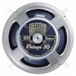 Celestion Vintage 30 Chassis Speaker 60W - Impedance (Ohms)  8