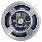 Celestion Vintage 30 Chassis Speaker 60W - Impedance (Ohms)  16