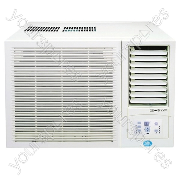 12000 btu per hour window unit air conditioner with remote for 12000 btu ac heater window unit