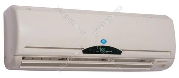 12000 BTU Quick Fit Wall Mounted Air Conditioner Interior Unit