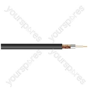Standard Digital RG6U Satellite 75 Ohm Cable Hank - Lead Length (m) 10