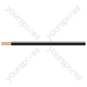 Standard 2 Core Fig of 8 Cable Full Copper Speaker Cable Reel - Number of Strands 13/0.02