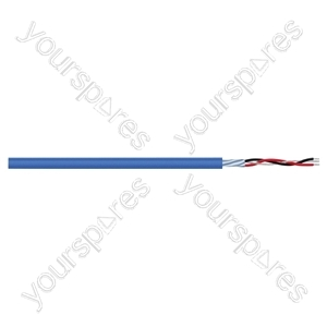 2 Core Twisted Pair DMX Cable
