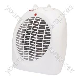 2 kW Upright Fan Heater