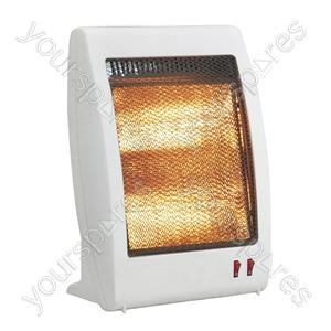 800 W Floor Standing Halogen Heater