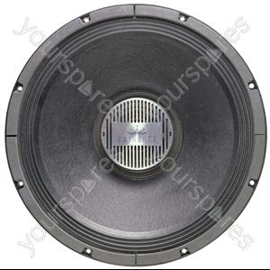 Eminence Kilomax 18 Chassis Speaker 1250W - Impedance (Ohms)  8