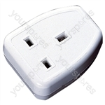Single Gang Extension Socket