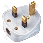 Eagle Standard 3 Pin UK Plug - Fuse Rating (A) 5