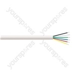 6 Core Security/Signal Cable Hank 10 m