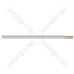 Eagle Standard Figure 8 Loudspeaker Cable. 100 m Reel - Number of Strands 7
