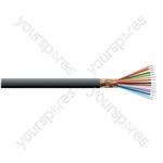 10 Core Screened Multicore Cable
