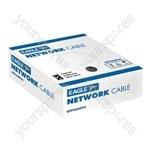 Eagle Economy UTP PVC CCA Network Cable  - Length (m) 100 (330ft)