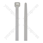 Natural Nylon Cable Ties (25) - Size 3.6mm x 140mm