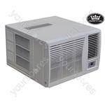 Prem-I-Air 12000 BTU DC Inverter Window Air Conditioner with Remote Control & Timer