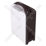 Prem-I-Air 12 L Compressor Moisture Absorbing Dehumidifier with 1.5 L Tank Capacity - Type UK Model