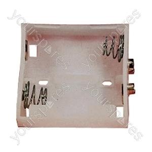Battery Holder for 2xC Cells