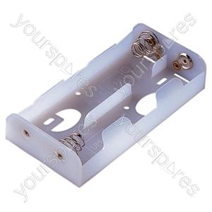 Battery Holder for 4xC Cells