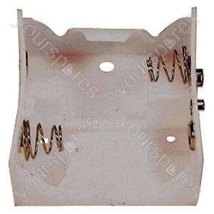 Battery Holder for 2xD Cells