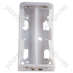 Battery Holder for 4xD Cells