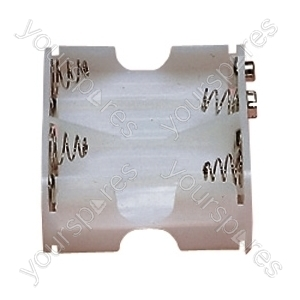 Battery Holder for 8xAA Cells