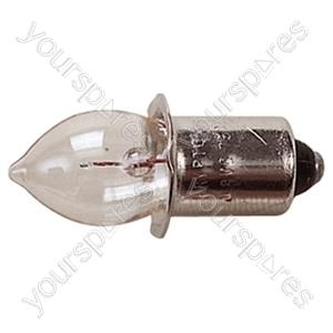 Clear Krypton Bulb - Voltage 3.6V