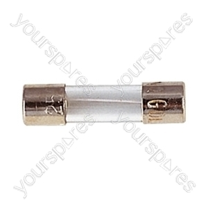 20 mm Glass Quick Blow Fuse - Rating (A) 3.5A