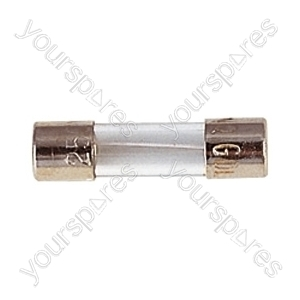 20 mm Glass Quick Blow Fuse - Rating (A) 20A