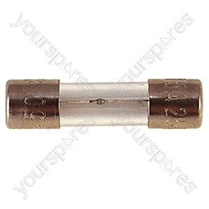 32 mm Glass Slow Blow Fuse  - Rating (A) 4A