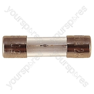 32 mm Glass Slow Blow Fuse  - Rating (A) 10A