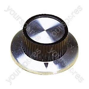 6.35 mm Plastic Pointer Knob