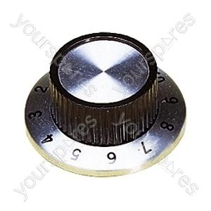 6.35 mm Plastic Calibrated Knob