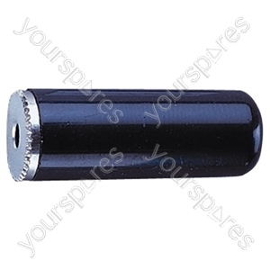 2.5 mm Mono Plastic Line Socket with Solder Terminals