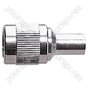TNC Crimp Type Male Plug for RG58 Cable