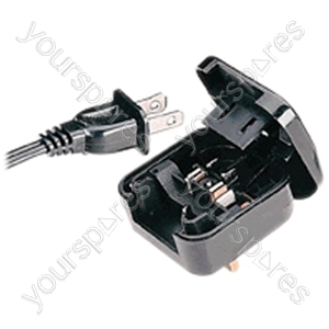 10 A Fused USA/Japan/Chinese to UK Converter