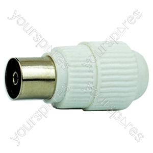 9.5 mm Coaxial Line Socket