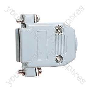 15 Pin D Type Connector Cover