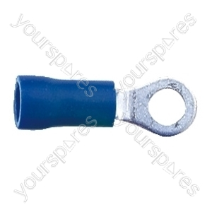Ring Crimp Terminal - Dia 3.5mm