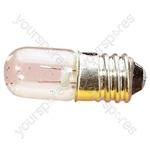 Clear MES Screw Fitting Bulb - Voltage 28V