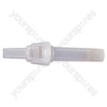 In-line Plastic Car Type Fuse Holder