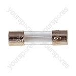 20 mm Glass Quick Blow Fuse - Rating (A) 2.5A