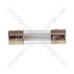 20 mm Glass Quick Blow Fuse - Rating (A) 7.5A