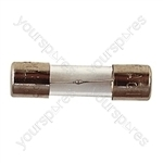 20 mm Glass Slow Blow Fuse - Rating (A) 160mA
