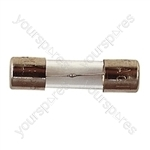 20 mm Glass Slow Blow Fuse - Rating (A) 800mA