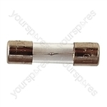 20 mm Glass Slow Blow Fuse - Rating (A) 1A