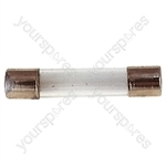 32 mm Glass Quick Blow Fuse - Rating (A) 20A