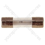 32 mm Glass Slow Blow Fuse  - Rating (A) 100mA